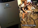 Велосипедисты заставили работать суперкомпьютер