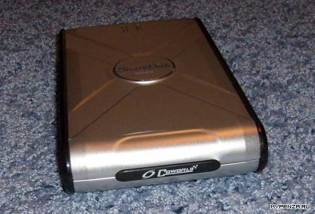 Сетевой жёсткий диск (NDAS) Sharedisk SDP-10-400 400Gb/100mbit
