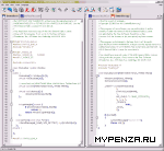 Текстовые редакторы: Notepad++ v.5.7