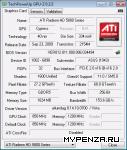 Утилиты: GPU-Z v.0.4.6