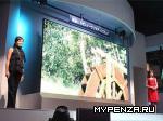 100-дюймовый OLED-дисплей
