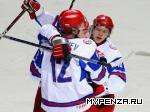 Россияне в полуфинале молодёжного ЧМ по хоккею
