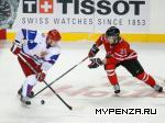Хоккейная молодёжная сборная России победила в ЧМ