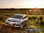 Переднеприводная Mazda CX-7 теперь и в России
