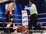 Кличко отправил соперника в нокаут в первом раунде
