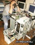Технические работы на серверах
