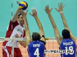 Волейбольная сборная России дошла до финала