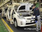 Toyota потеряла прибыль