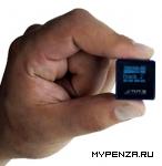 Самый маленький в мире mp3-плеер