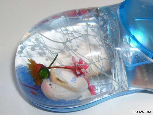 Не просто мышь, а настоящий подарок для ребёнка, девушки и даже мужчины